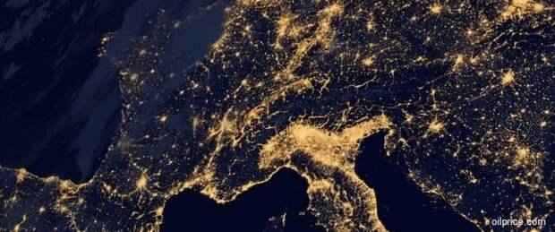 В Европе начались протесты из-за роста цен на электроэнергию
