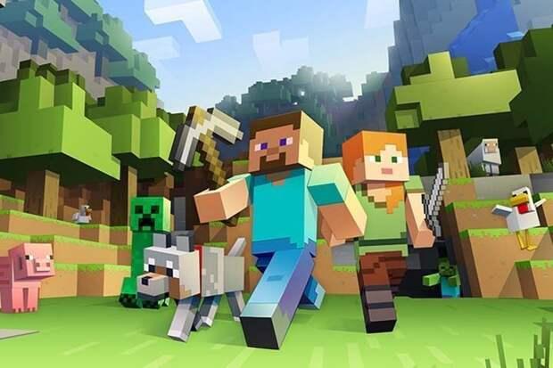 Предложившему запретить Minecraft депутату подарили руководство к игре