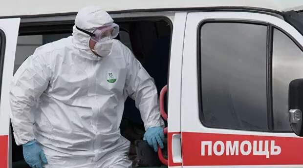 В России выявили 9623 новых случая заражения коронавирусом