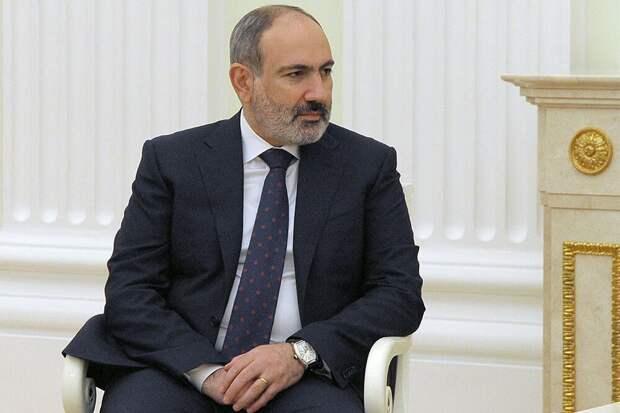 Пашинян заявил о передаче Азербайджану малой части карт минных полей