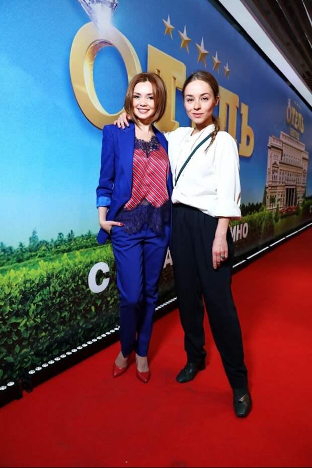 Свадьба в уплату долга: Екатерина Волкова, Карина Андоленко и Елена Валюшкина