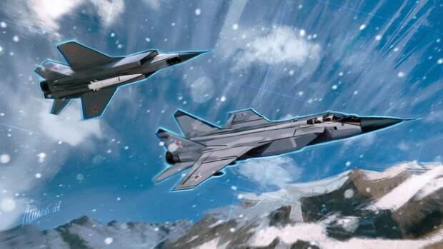 Американские СМИ рассказали о преимуществах российских истребителей