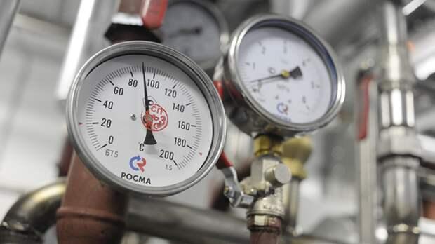 Центральное отопление отключили в 95% жилых домах Москвы