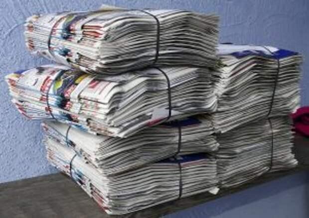 Школьники из Текстильщиков за неделю собрали более 11 тонн макулатуры