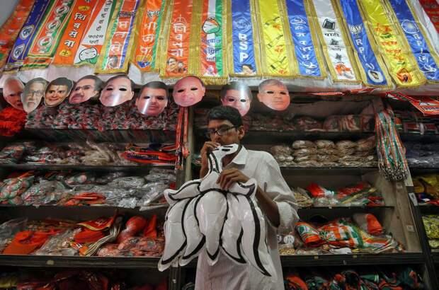 Великий праздник демократии. Что ожидает Индию после парламентских выборов?