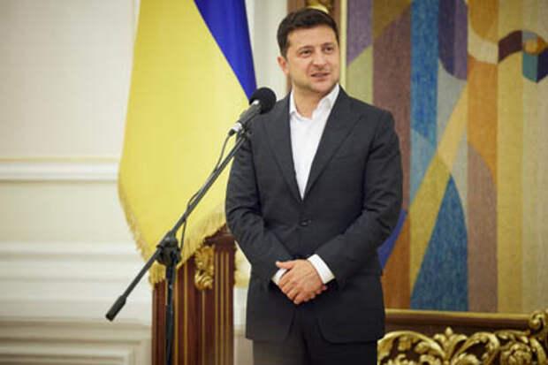 Зеленскийи Байден сыграют на Украине