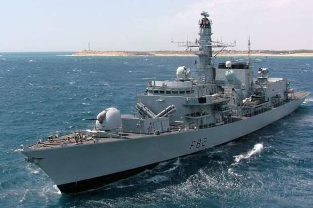 В Черное море вошел патрульный корабль ВМС Великобритании