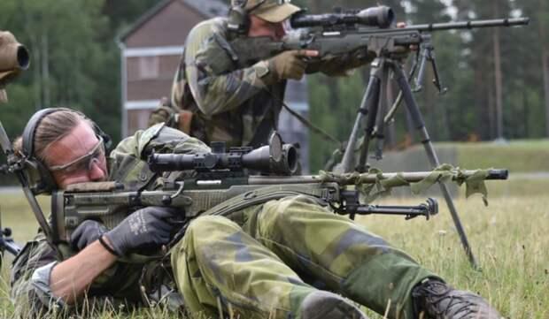 «Позор!»: В Швеции испугались планов США по окружению России