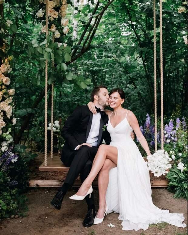 Александр Цыпкин отметил третью годовщину свадьбы
