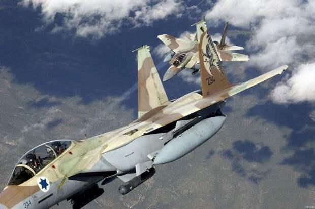 Авиация Израиля нанесла удары посектору Газа