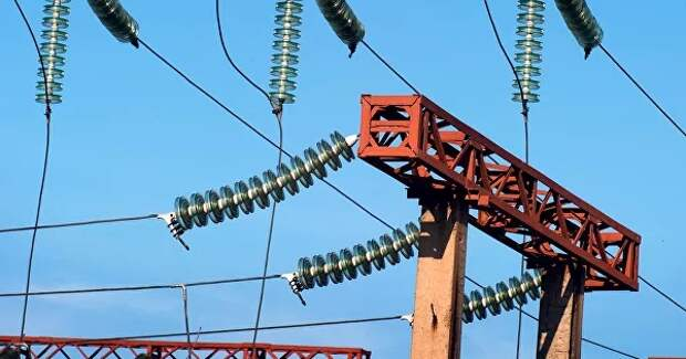 Украина запросила аварийную помощь у России из-за нехватки электричества