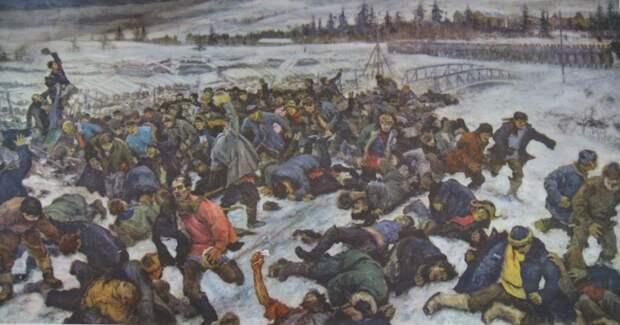 Ленский расстрел и царское правительство