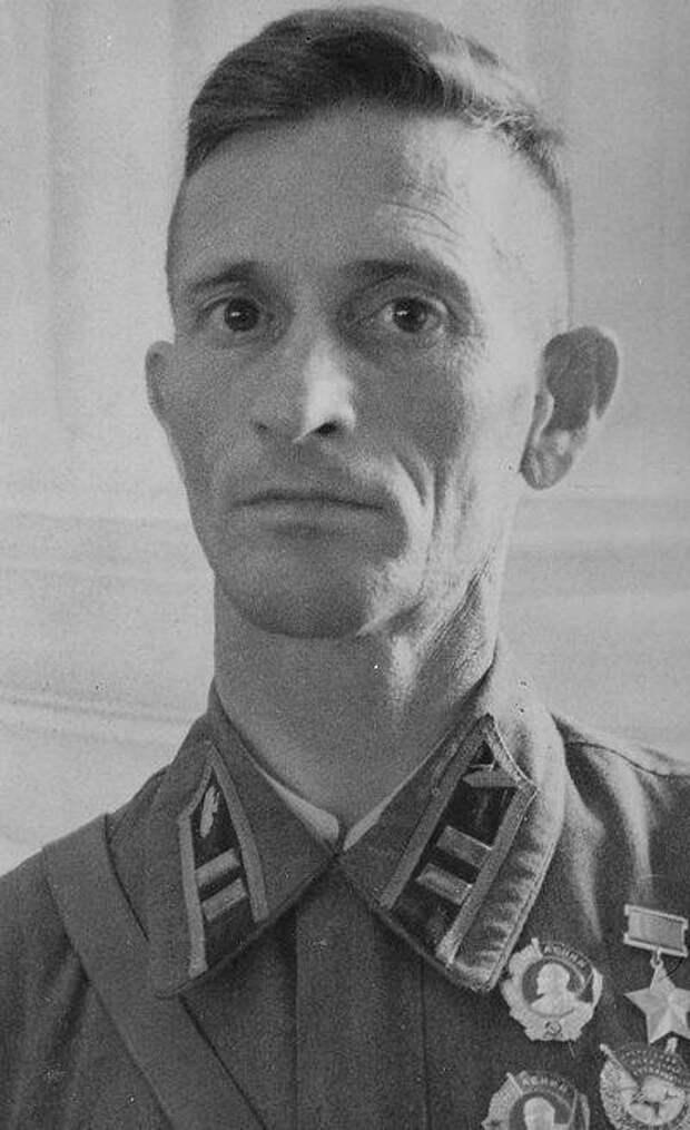 Анатолий Рафтопулло. Из трактористов в танковые асы