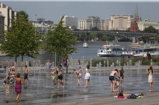 124 года такого не было – Москву ожидает невиданная жара