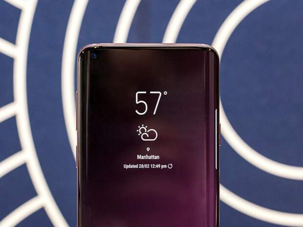 В сети появилось новое видео с Samsung Galaxy S10