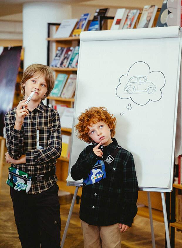 Стильно и не скучно: в чем отправить детей в школу