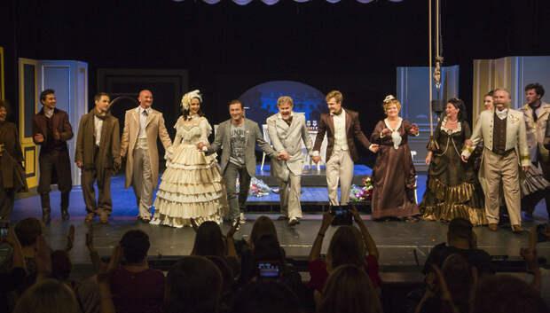 Московский Губернский театр завершил седьмой сезон