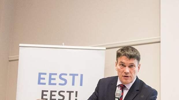ВЭстонии определились сновым кандидатом напост главы МВД