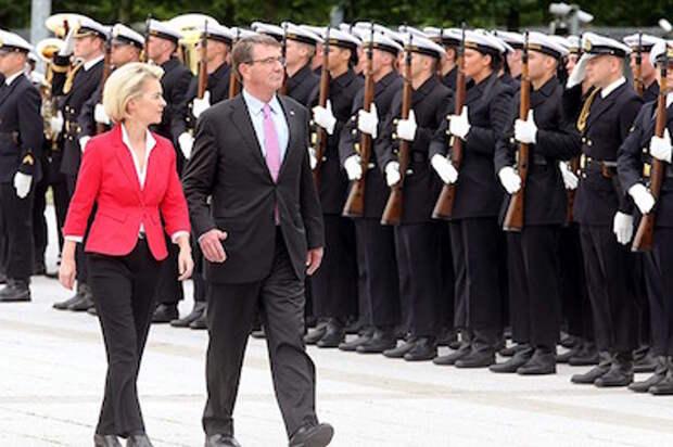 НАТО не хотело, но вспотело.. II