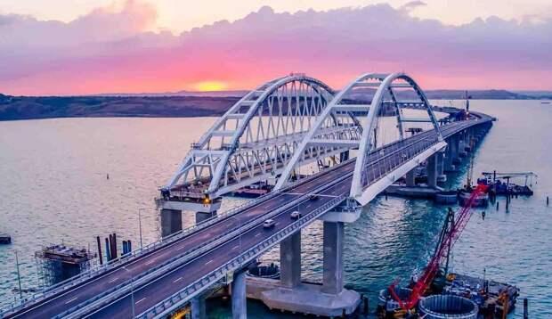 «Снесу за минуту»: в России жестко осадили глупца, посягнувшего на Крымский мост