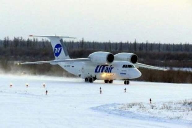 Antonov An-74-100 авиакомпании Utair Cargo