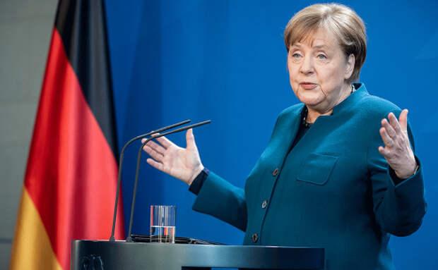 Меркель возмущена запретом пропаганды ЛГБТ среди несовершеннолетних вВенгрии
