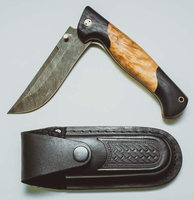 Складной нож: самая популярная модель современности