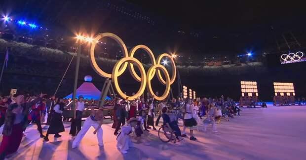 Церемония открытия Олимпиады в Токио собрала рекордно низкую аудиторию