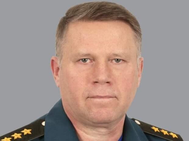 Путин уволил замглавы МЧС