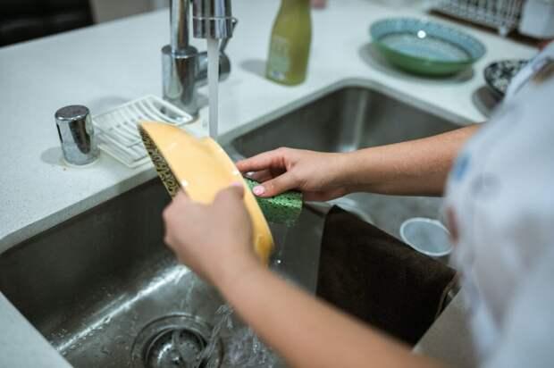 Домашнее средство для мытья посуды: достойная альтернатива для аллергиков