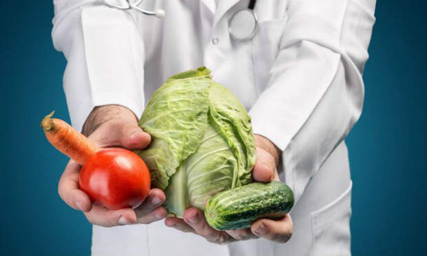 Почему надо есть овощи как лекарство