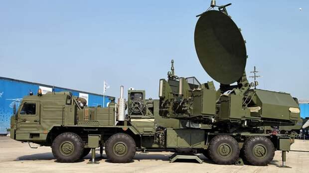 ВС РФ получили на вооружение 19 новейших комплексов РЭБ