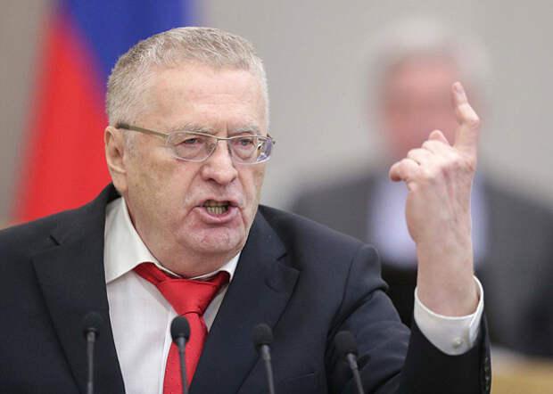 К чему этот цирк? Жириновский предложил отменить голосование по поправкам в Конституцию