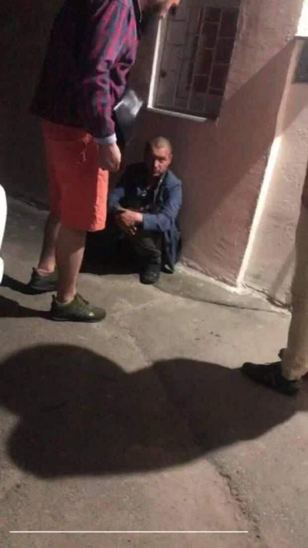 """В Киеве мужчина выбросил собаку с 4 этажа и запрещал ее спасать: """"я его воспитывал, я его и убью"""""""