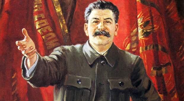 Товарищ Сталин, слышишь ли ты нас?