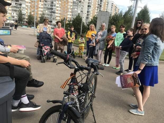 Бесплатная пешеходная экскурсия по Новотушинскому проезду пройдет 17 июня