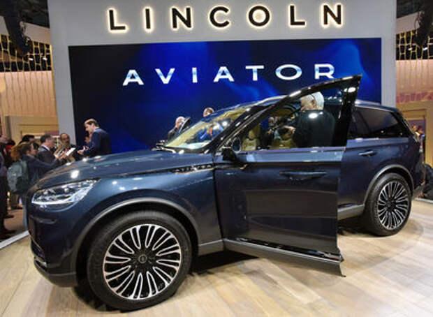 Lincoln Aviator предупредит водителя о непристегнутом ремне... симфонической музыкой!