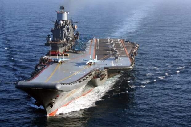В Китае обозначили основные проблемы ВМФ РФ