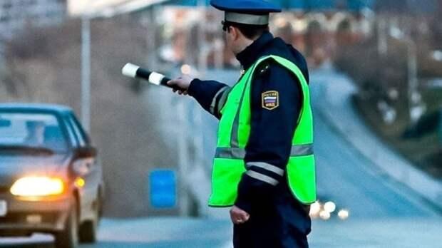 Полицейские в Екатеринбурге устроили рейд на дорогах с помощью специальной программы