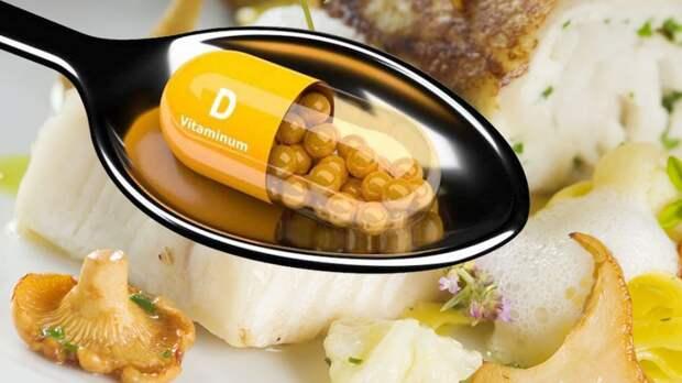 Россиян предупредили об опасности для здоровья витамина D
