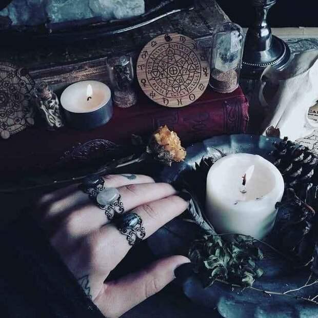 9 признаков прирожденной ведьмы