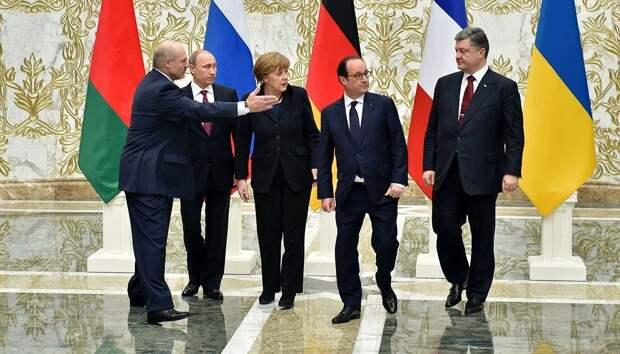 Выход из Минска-2 только ускорит распад окраины русского мира