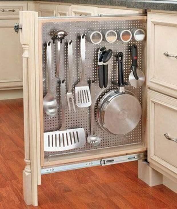 Виды карго для кухни