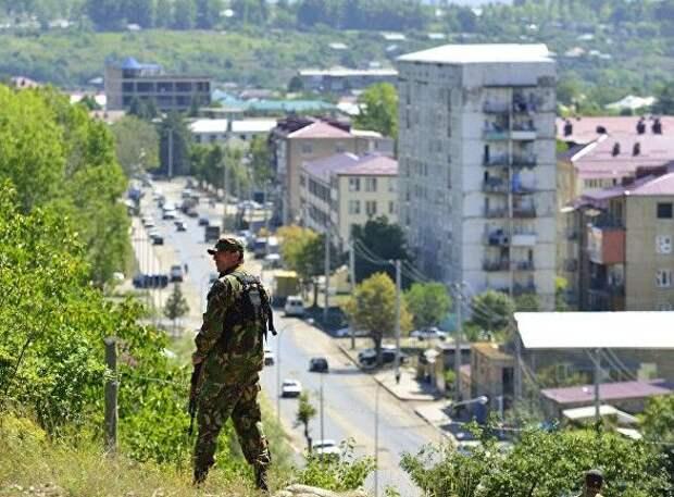 США призвали вывести войска РФ из Грузии