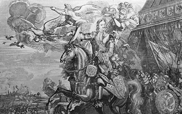 Прутский поход Петра I