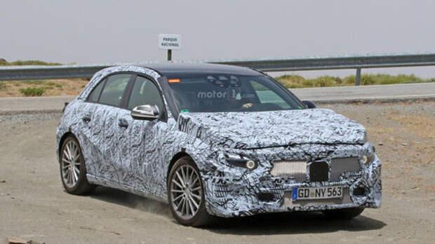 Большая перемена: Mercedes-Benz A-класса станет великаном