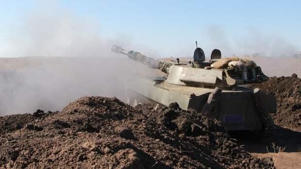 Бойцы ВСУ за сутки пять раз открывали гранатометный огонь по населенным пунктам ЛНР