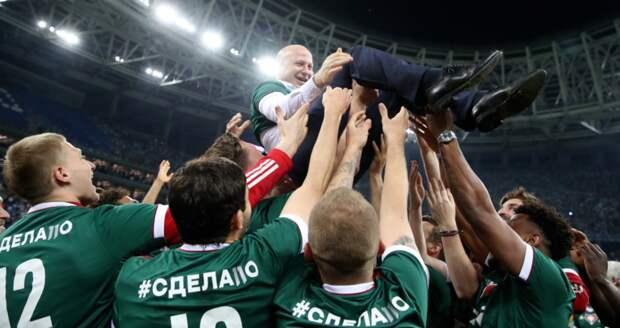 Дмитрий Сенников: Сезон для «Локомотива» можно назвать удачным