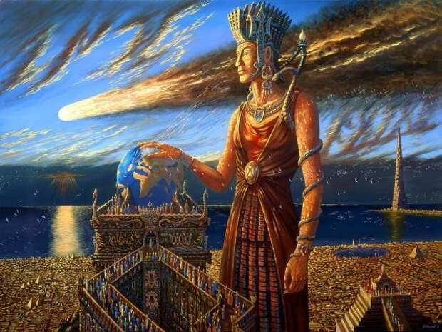 Невероятные технологии древних цивилизаций