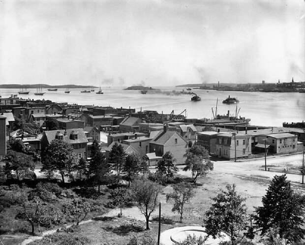 Город руин: как мощнейший взрыв в доядерной истории человечества уничтожил канадский Галифакс галифакс, канада, катастрофа